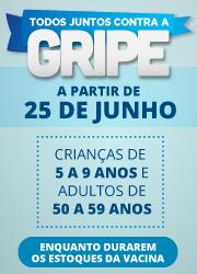 Campanha Gripe Abril 2018