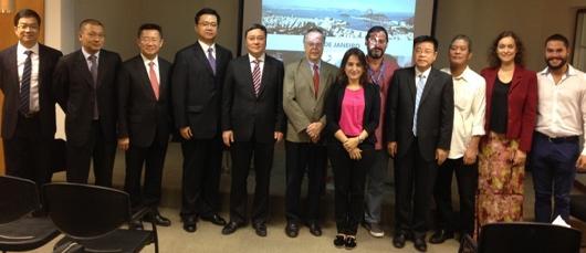 Rio assina Acordo de Cooperação com a Cidade de Guangzhou