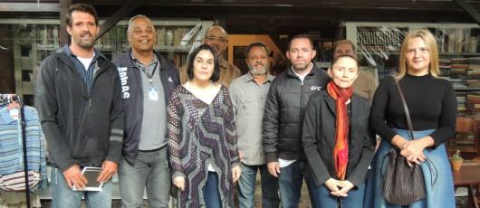 Secretário promove encontro para ouvir reivindicações sobre transporte aquaviário da Lagoa da Tijuca