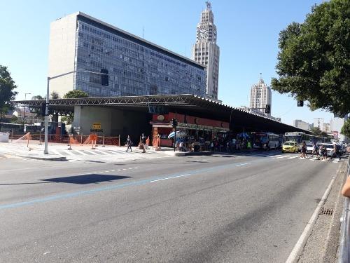 Três linhas municipais sofrem alteração devido a obras da linha 3 do VLT