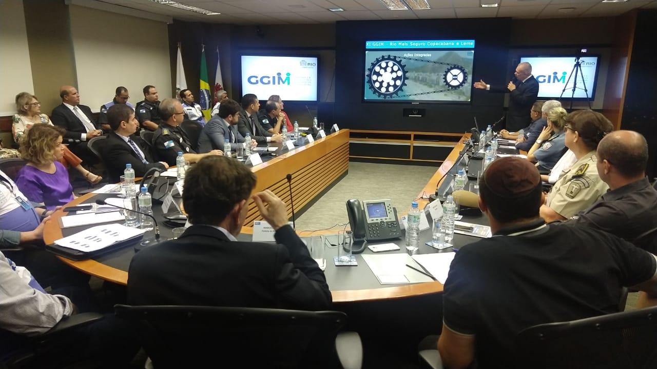 Prefeitura apresenta dados que apontam redução de 38% em crimes em Copacabana e Leme com Rio+Seguro