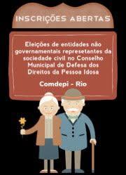 Conselho Municipal de Defesa dos Direitos da Pessoa Idosa COMDEPI-RIO