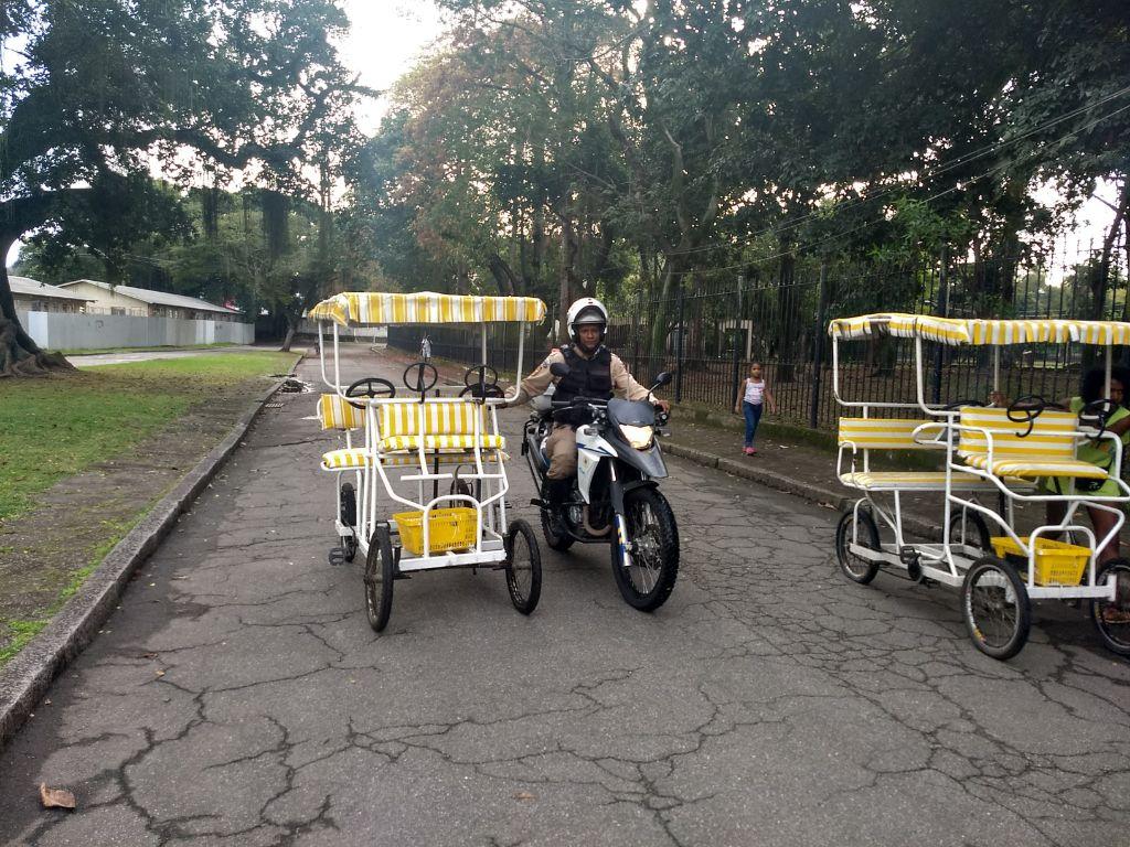 GOE prende homem e impede furto de quadriciclos em São Cristóvão