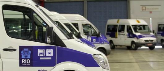 SMTR estabelece prazo de vida útil das vans e convoca interessados em operar mototáxi