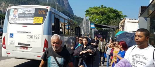SMTR implanta integração de ônibus e metrô com 30% de desconto no Rio das Pedras