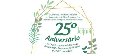 Seconserma comemora os 25 anos de criação da APARU do Jeqiuá, Ilha do Governador