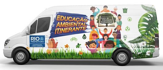Seconserma lança o programa Meio Ambiente Itinerante