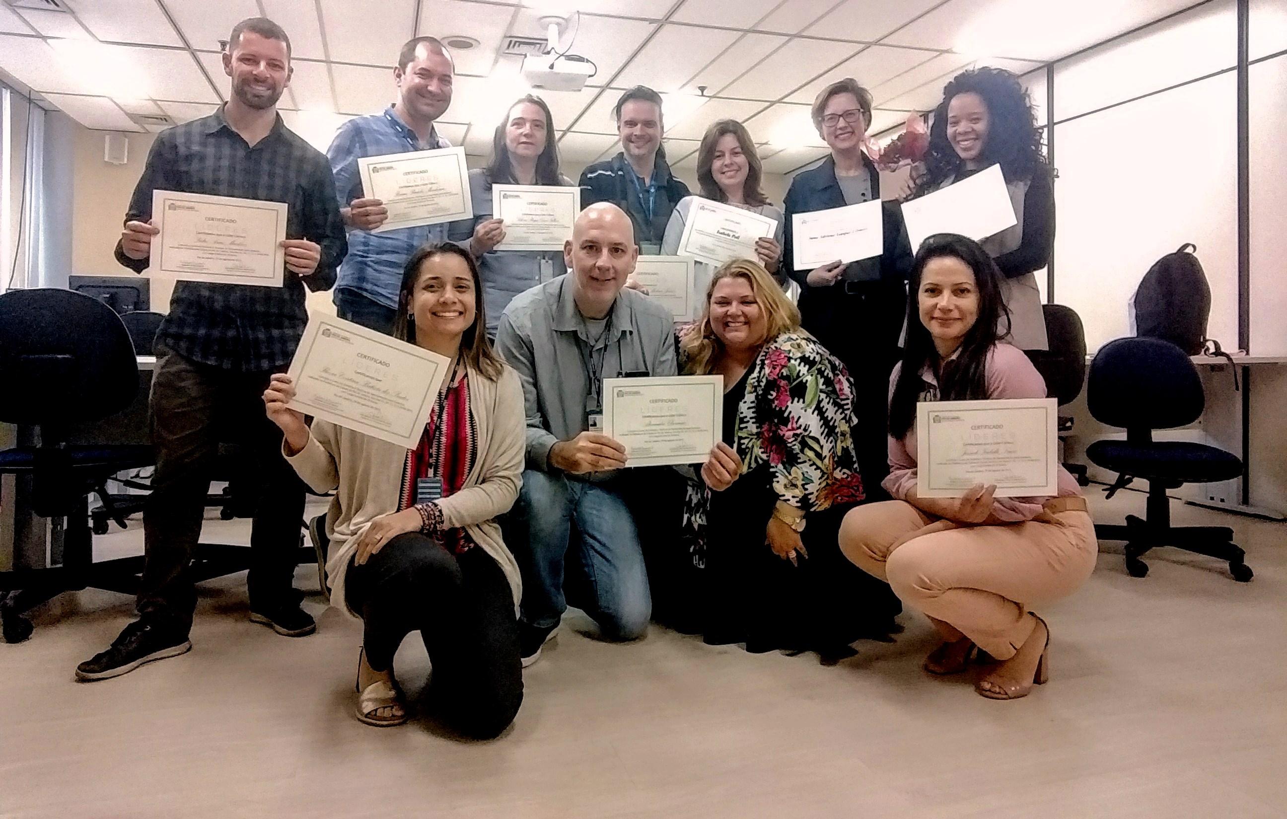 Prefeitura do Rio promove curso de Oratória e Técnicas de apresentação para líderes e gestores