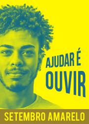 Banner lateral Setembro Amarelo