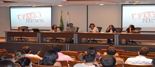 PGM promove palestra sobre combate à disseminação de notícias falsas na web