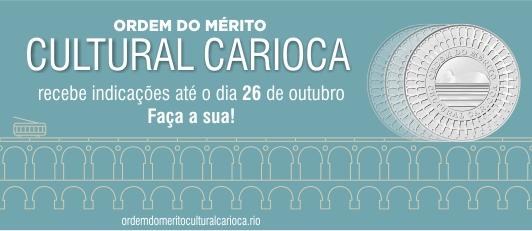 Carrossel Ordem do Mérito Cultural Carioca