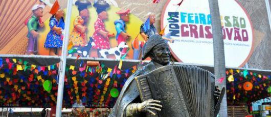 Feira de São Cristóvão celebra Mês do Nordestino