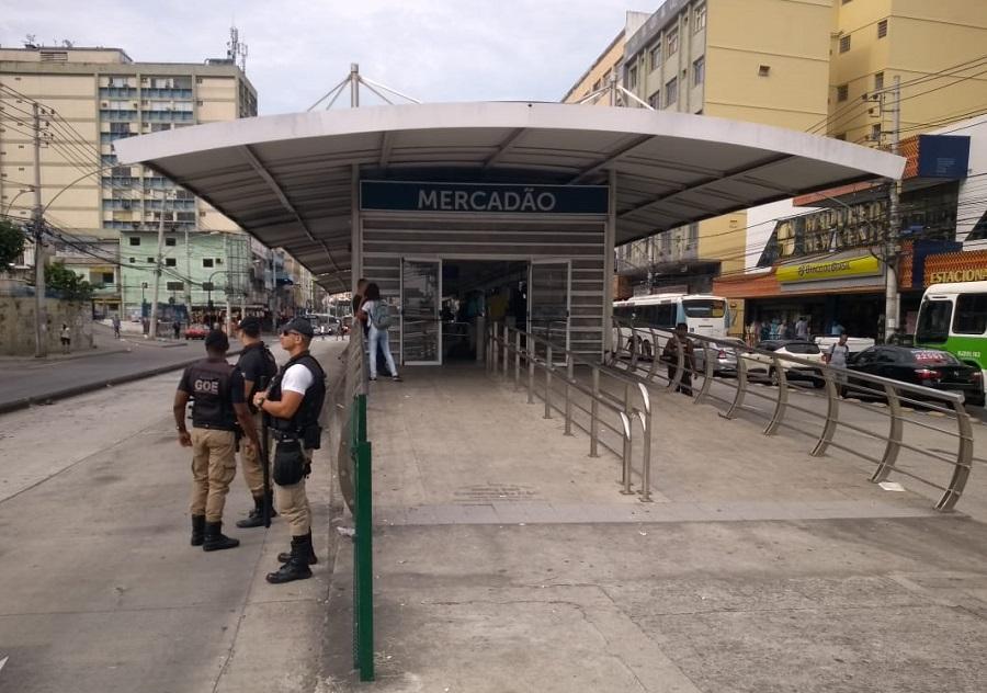 Guarda Municipal do Rio inicia fiscalização com aplicação de multa nas estações do BRT