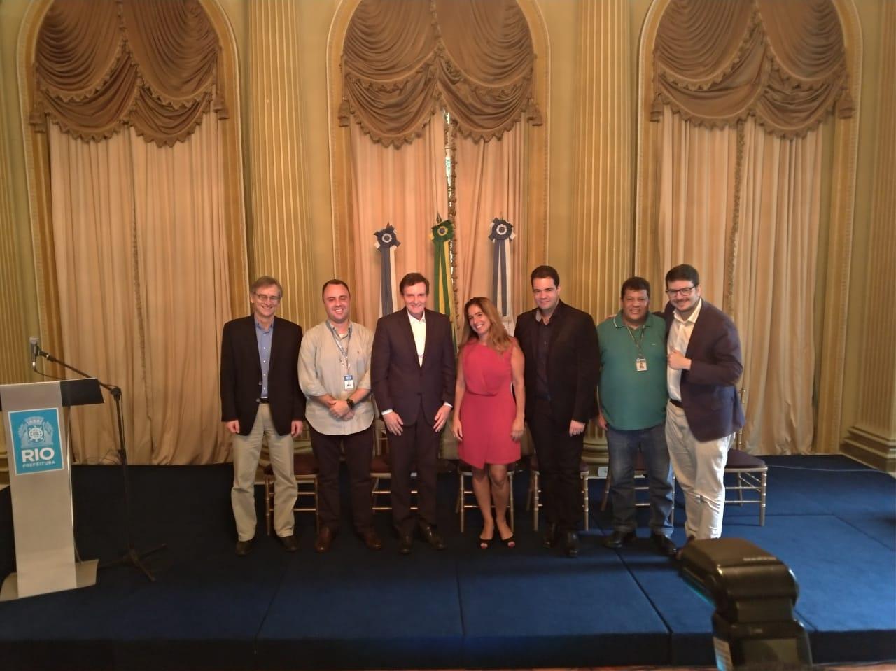Crivella lança a plataforma digital Adote.Rio, programa para a adoção de áreas públicas
