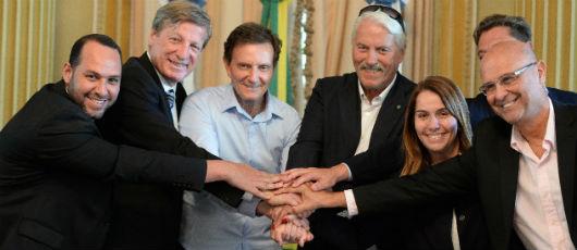 Rio de Janeiro vai sediar o Pan-American Masters Games 2020