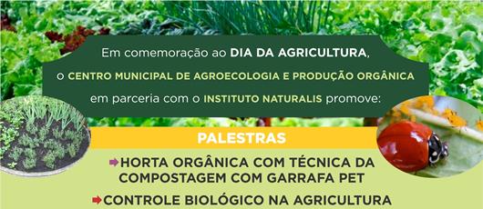 Seconserma comemora Dia da Agricultura