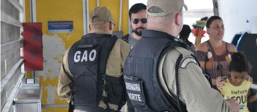 Guarda Municipal vai começar a multar quem der calote no BRT