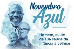 Secretaria de Saúde promove ações para marcar Novembro Azul