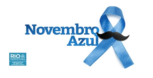Banner Novembro Azul 2018