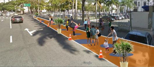 Prefeitura lança na Tijuca o Rio + Pedestre para incentivar circulação a pé