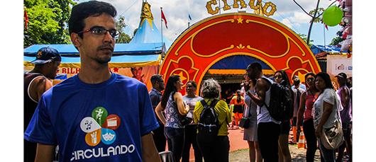 Palco do Unicirco celebra final da 4ª edição do concurso Palavra Viva