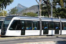 VLT Carioca inicia testes para a operação da Linha 3