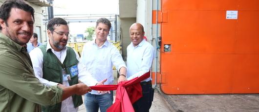 Comlurb lança primeira unidade de biometanização da América Latina
