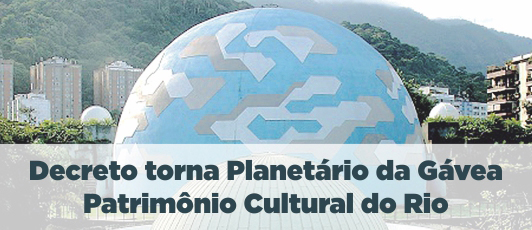 Planetário Patrimônio Cultural da Cidade Carrossel