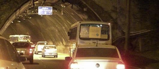 Prefeitura lança edital para obras de modernização de túneis