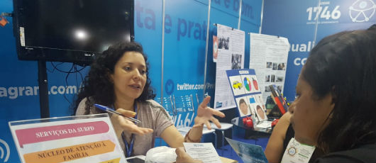 Crivella faz abertura oficial de Feira para Pessoas com Deficiência
