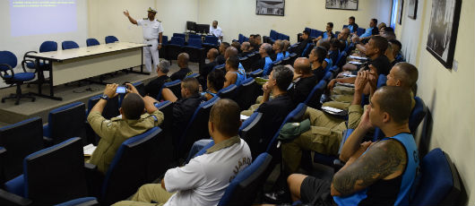 Guarda Municipal promove Curso Especial de Operações Costeiras
