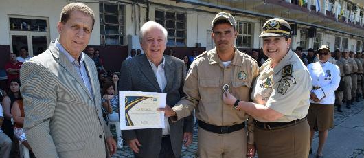 Guardas municipais recebem homenagem por Excelência Operacional