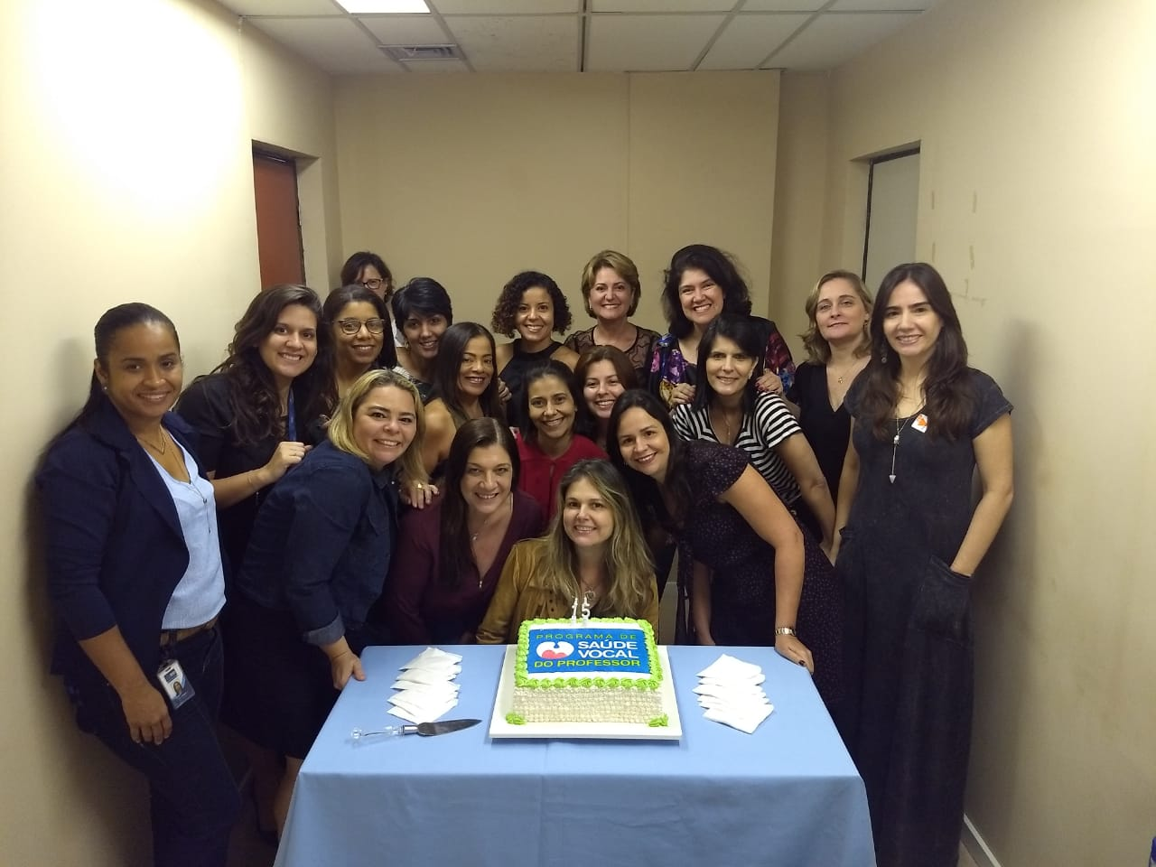 Programa de Saúde Vocal do Professor comemora 15 anos
