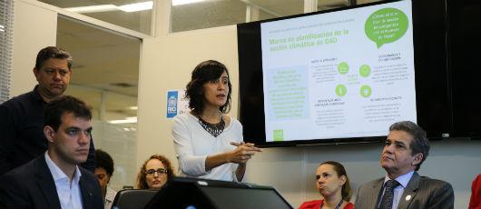 Pioneiro, Rio inicia elaboração de Plano de Ação Climática