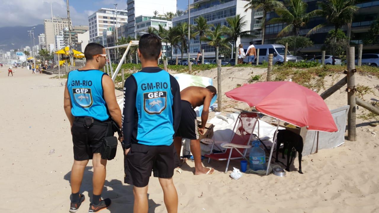 Operação Verão: Guarda Municipal divulga balanço de dois meses