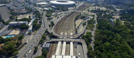 Viadutos e passarelas passarão por obras de recuperação