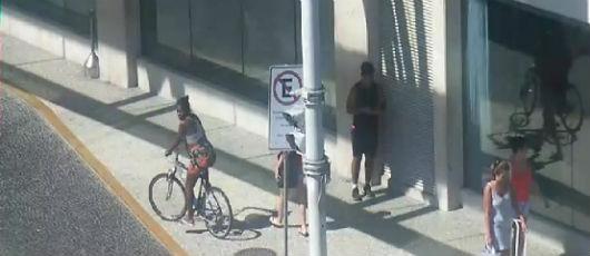 Câmeras da Prefeitura ajudam a prender em flagrante ladrões de bicicleta