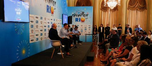 Crivella anuncia como será celebração do Réveillon do Rio
