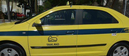 SMTR publica reajuste referente aos táxis para 2019