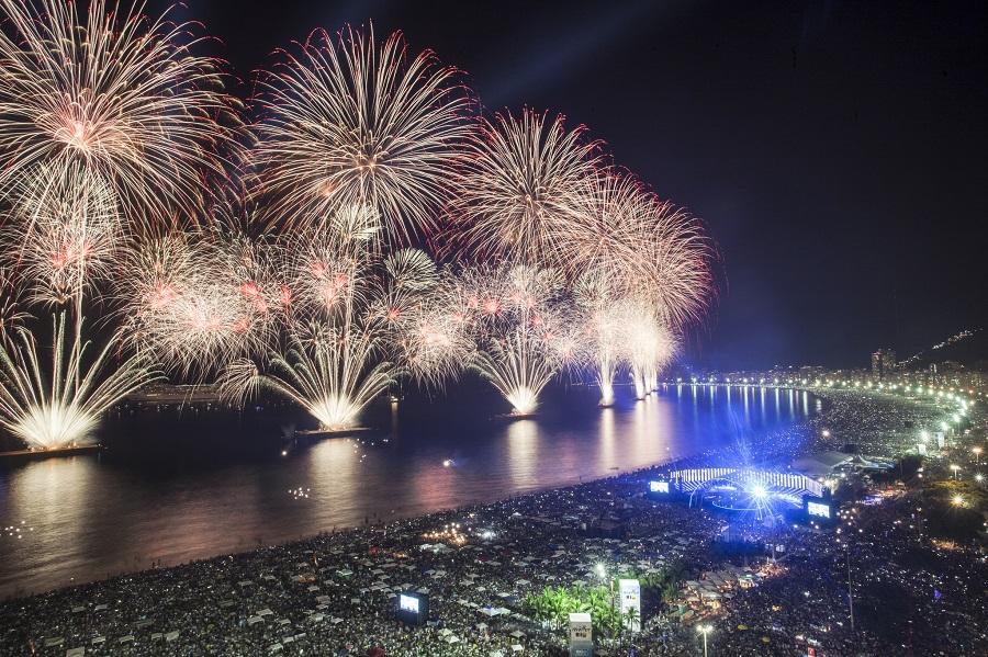 Réveillon 2019: Guarda Municipal atuará com 1.774 guardas na Praia de Copacabana