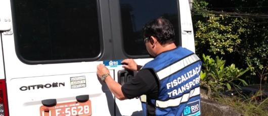 Ações da SMTR no fim do ano resultam em 74 multas e oito veículos lacrados