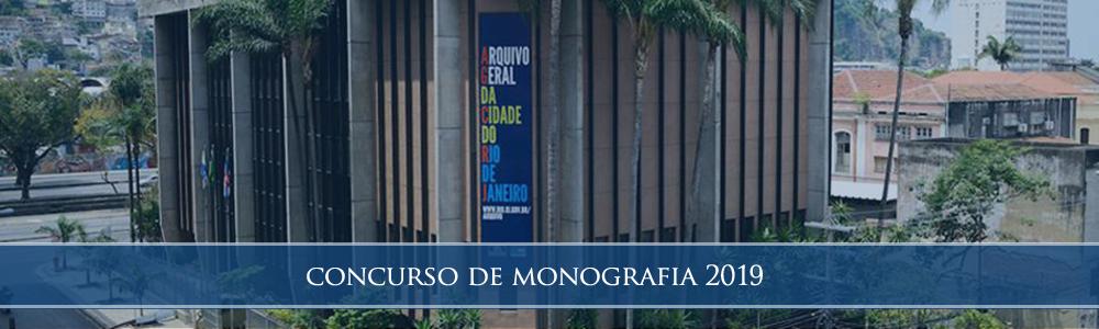 Banner Rotativo Concurso Monografia 2019