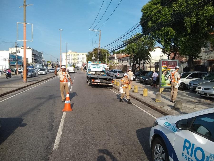 Guarda Municipal coíbe irregularidades de trânsito na Intendente Magalhães