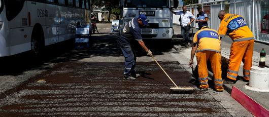 Programa Cuidar da Cidade resolve chamados do 1746 em Santa Cruz