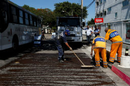 Programa Cuidar da Cidade  chega a Santa Cruz para atender chamados do 1746