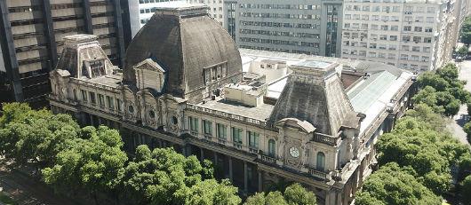 Veja em vídeo alguns dos tesouros arquitetônicos do Rio