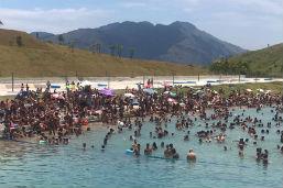 Parque Radical de Deodoro bate novo recorde de público no verão