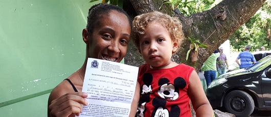 Mutirão da educação matricula mais de 250 crianças em creches