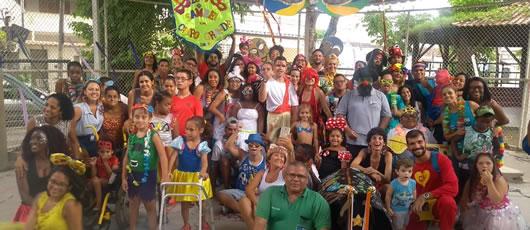 Bailinho de Carnaval em Campo Grande