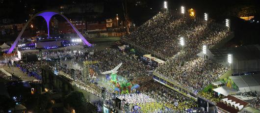 Prefeitura do Rio comemora Carnaval dos Recordes